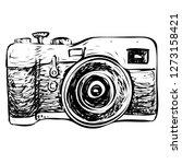 vector illustration. retro...   Shutterstock .eps vector #1273158421