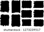 grunge post stamps collection ... | Shutterstock .eps vector #1273239517