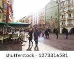 innsbruck austria   11.02.18... | Shutterstock . vector #1273316581