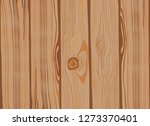 brown wooden wall  plank  table ... | Shutterstock .eps vector #1273370401