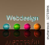 logo web design | Shutterstock . vector #12733846