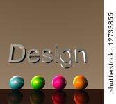 logo design | Shutterstock . vector #12733855