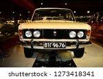 retro museum in varna  bulgaria ...   Shutterstock . vector #1273418341