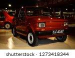 retro museum in varna  bulgaria ...   Shutterstock . vector #1273418344