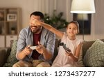 family  gaming and... | Shutterstock . vector #1273437277