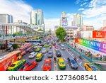 bangkok  thailand   25 oct 2018 ... | Shutterstock . vector #1273608541