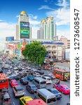 bangkok  thailand   25 oct 2018 ... | Shutterstock . vector #1273608547