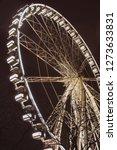 Illuminated Ferris Wheel At...