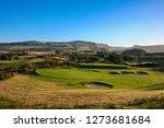 Gleneagles Golf Course On Sunn...