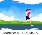 vector illustration for banner... | Shutterstock .eps vector #1273736077