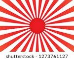abstract background cartoon... | Shutterstock .eps vector #1273761127