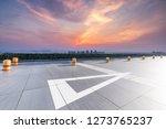 panoramic skyline and modern... | Shutterstock . vector #1273765237