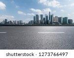 panoramic skyline and modern... | Shutterstock . vector #1273766497