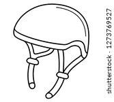 essential bi ycle helmet....   Shutterstock .eps vector #1273769527