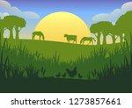 vector illustration of... | Shutterstock .eps vector #1273857661