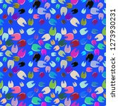 new amazing seamless pattern... | Shutterstock .eps vector #1273930231