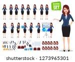 female business character...   Shutterstock .eps vector #1273965301