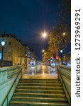 paris france by night | Shutterstock . vector #1273969291
