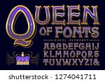 Queen Of Fonts Is A Regal...