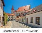znojmo  czech republic | Shutterstock . vector #1274060704