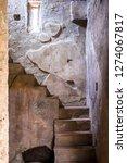 ancient ruins in pompeii ... | Shutterstock . vector #1274067817
