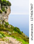view of amalfi coast along the... | Shutterstock . vector #1274067847