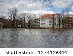 kolobrzeg  west pomeranian  ...   Shutterstock . vector #1274129344