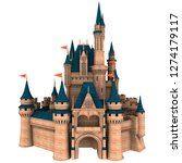 Fairy Tale Castle   3d...