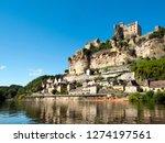 beynac et cazenac  france  ...   Shutterstock . vector #1274197561