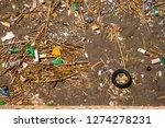 salerno  italy  may 2015  ... | Shutterstock . vector #1274278231