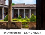 italy  may 2015   ancient ruins ... | Shutterstock . vector #1274278234