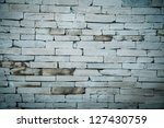 vintage background of stone old ... | Shutterstock . vector #127430759