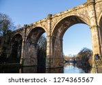 Knaresborough Railway Viaduct...