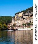 la roque gageac  france   24th...   Shutterstock . vector #1274398204
