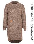 grey female dress   Shutterstock . vector #1274501821