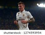 toni kroos of real madrid... | Shutterstock . vector #1274593954