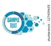 tech logo template. editable...   Shutterstock .eps vector #127459655
