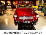 retro museum in varna  bulgaria ...   Shutterstock . vector #1274619487