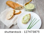 Avocado Cream With Chives