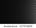 steel grid with round holes and ... | Shutterstock . vector #127476839