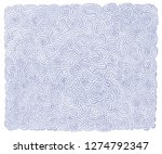 vector abstract background from ... | Shutterstock .eps vector #1274792347