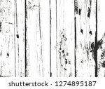 distressed overlay wooden...   Shutterstock .eps vector #1274895187