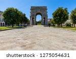 arco della vittoria  triumphal...   Shutterstock . vector #1275054631