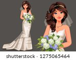 vector illustration of... | Shutterstock .eps vector #1275065464