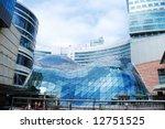 Modern Building In Warsaw....