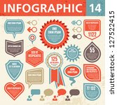 infographic elements 14 | Shutterstock .eps vector #127522415