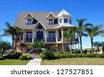 contemporary upscale three...   Shutterstock . vector #127527851