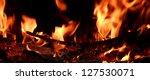 fire flames   Shutterstock . vector #127530071