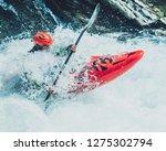 River Kayaking Whitewater