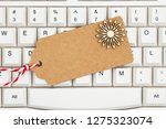 buying your gifts on the...   Shutterstock . vector #1275323074